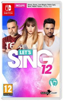 Let's Sing 12