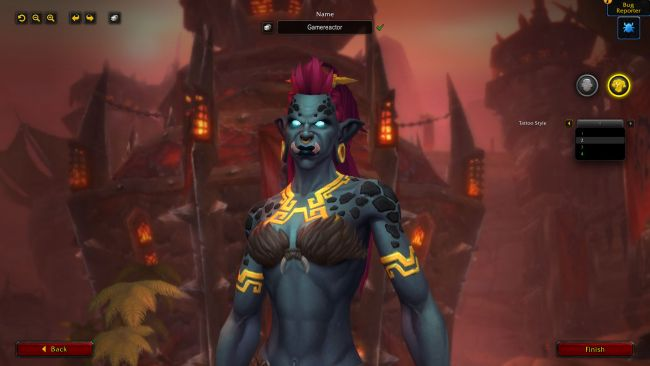 Uusi alku, World of Warcraft: Shadowlands
