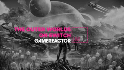 GR Liven uusinta: The Outer Worlds - Switch