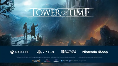 Tower of Time - Release Traileri