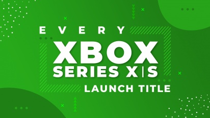 Xbox Series Launch Titles